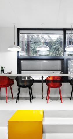 邦奇照明办公室装修设计