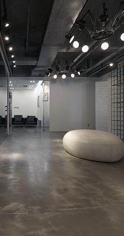 宝晶生物办公室装修设计