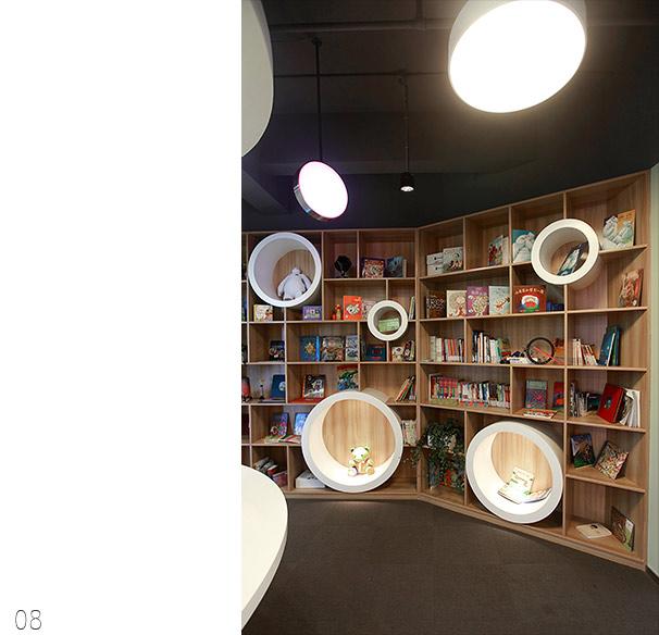 创意办公空间设计_空间设计图片