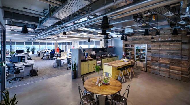 2016办公室装修设计新趋势