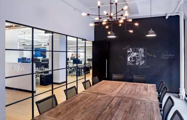 办公室设计办公室空间创意写书墙