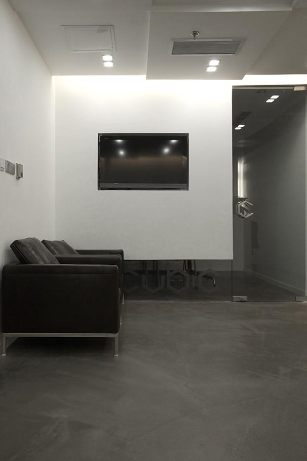 珂璧会客厅装修设计实景图