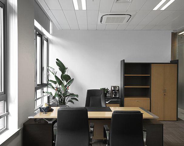 经理办公室设计实景图
