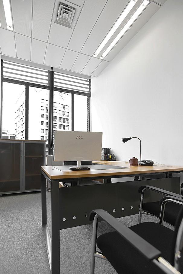 BOSS办公室装修实景图