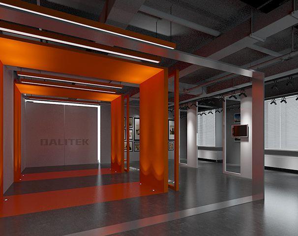展示厅设计效果