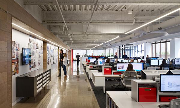 办公室设计人员需要具备哪些素质条件