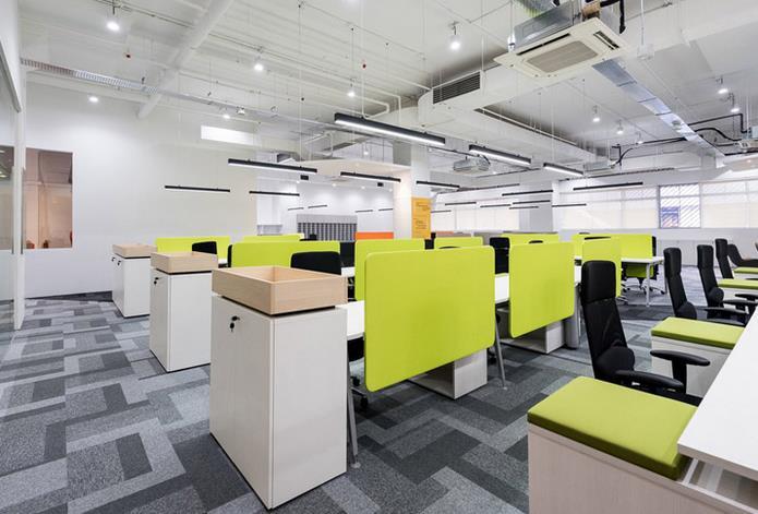 办公室装修风格主要分为哪几种