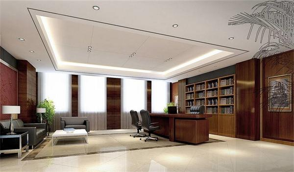 如何看待高档的办公室设计