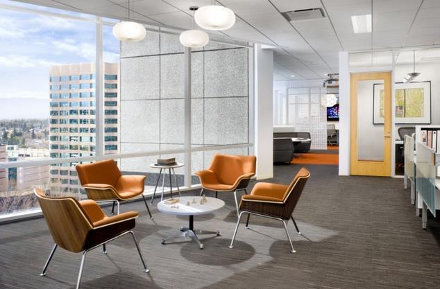 上海办公室装修设计在企业中的重要性