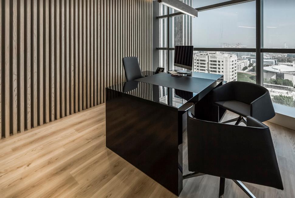 上海办公室设计中领导工作区域的重点