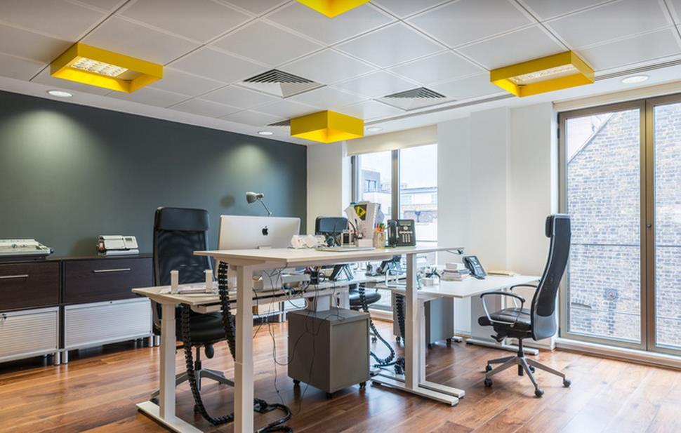上海办公室装修如何在有限空间内完善工作