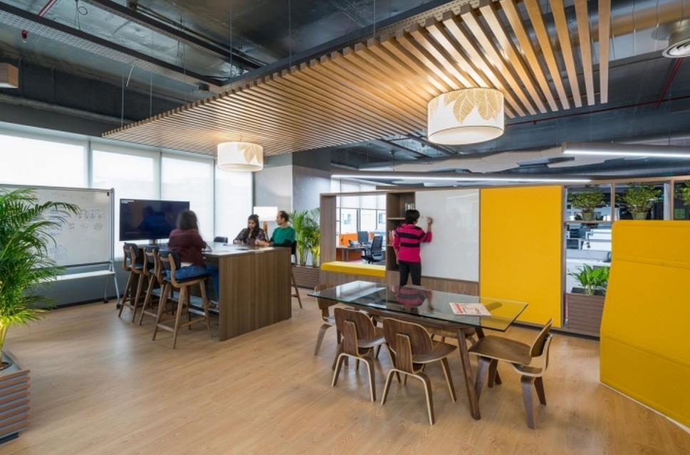 上海办公室装修的空间布局如何做好方案