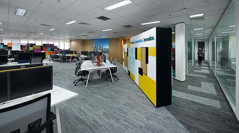 办公室装修的过程中,对于装修风格的选择是非常重要的,对于装修公司来
