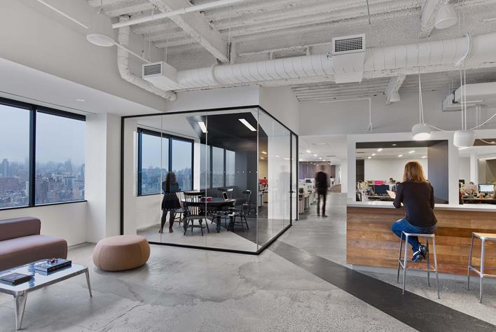 网上找的上海办公室设计装修公司靠谱吗?