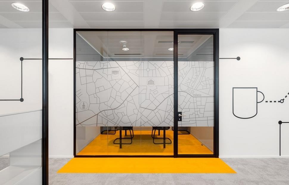 关于上海办公室装修的几点小建议