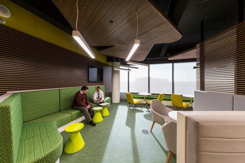 成功的办公室设计体现在哪几个方面?