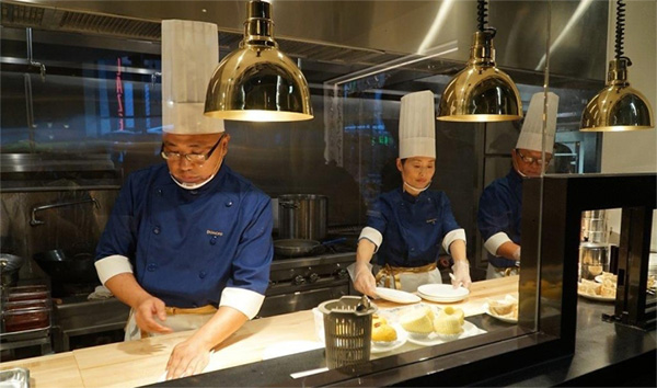 在美国成功设计中国东坡品牌餐厅设计