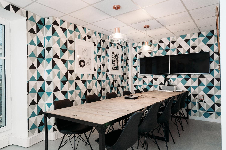 上海辦公室設計空間和整體的搭配方法