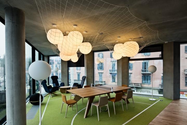 上海办公室装修之灯具选择攻略