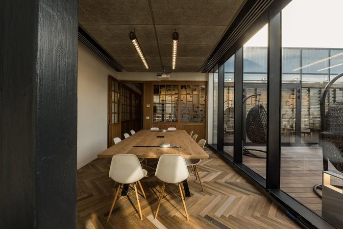 上海办公室装修之空间规划