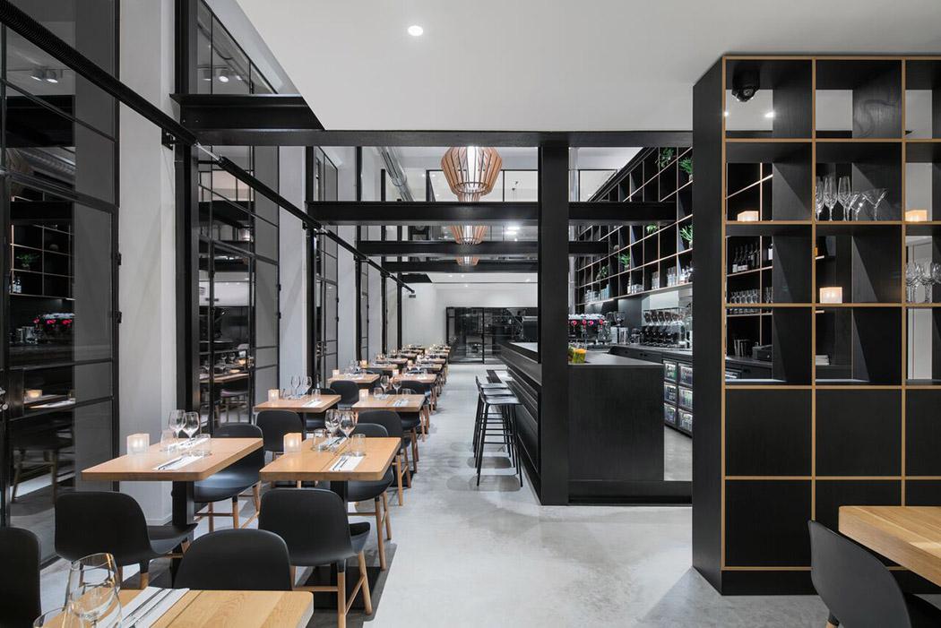 厂房变身之咖啡厅设计