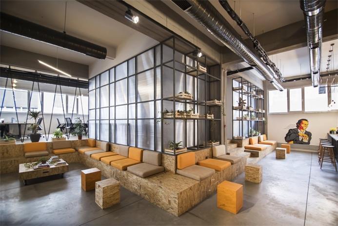 办公室装修怎样把握与周围环境的融合?