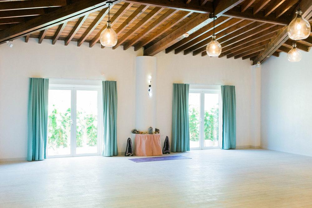 特色瑜伽中心的环保改造设计