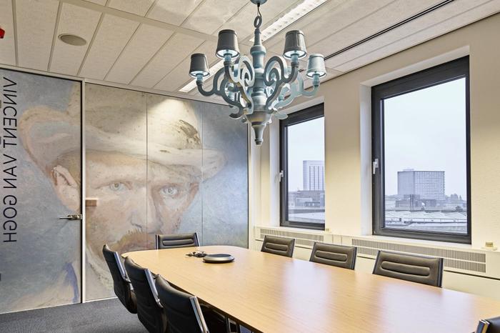 上海办公室装修常用哪些照明方式?