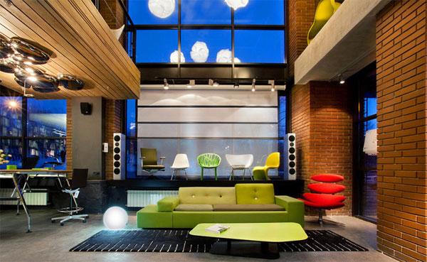 高档办公室装修对于设计有什么要求?