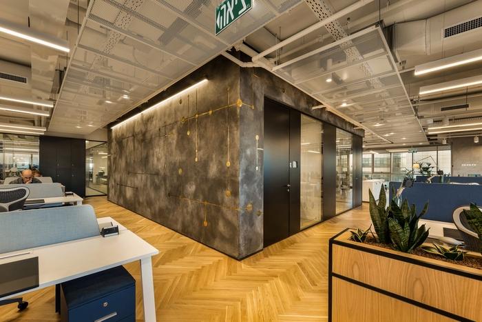上海办公室设计时下流行什么风格?