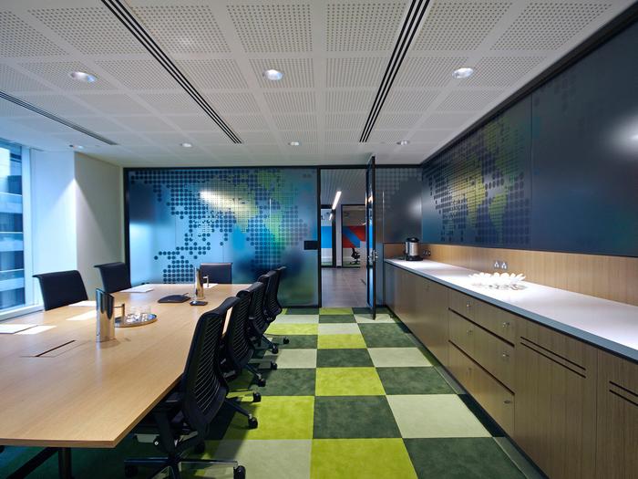 浅谈办公室装修的设计与布局