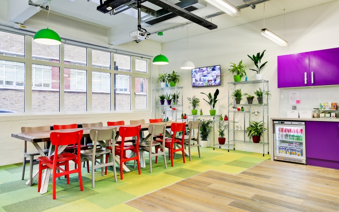绿色环保的上海办公室装修你值得拥有