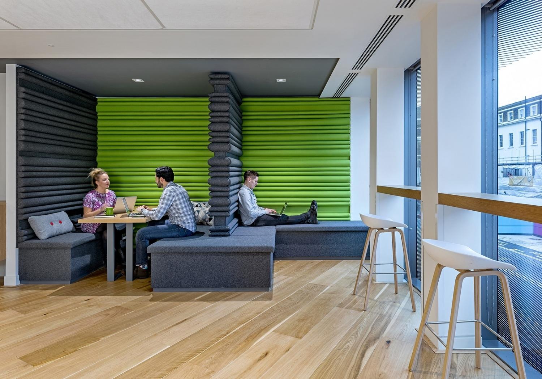 如何将办公室装修与公司形象挂钩?