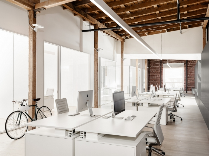 办公室装修时怎样注意采光问题?
