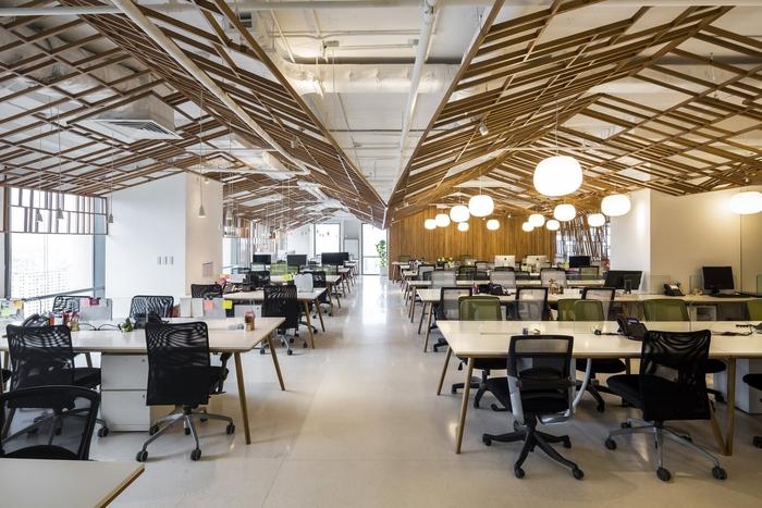 为什么要选择上海办公室装修?