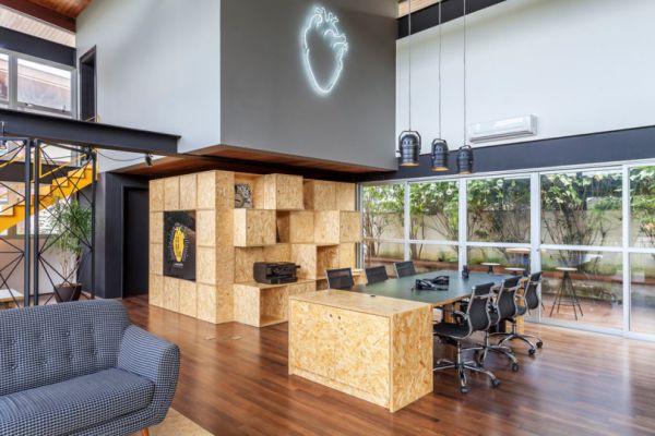 上海办公室设计企业的服务品质怎么样?