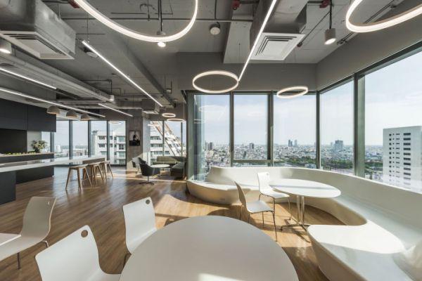 上海办公室装修的方案设定