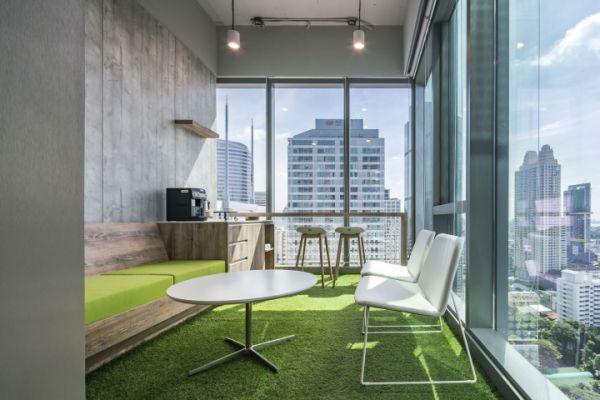 上海办公室设计一定要大气