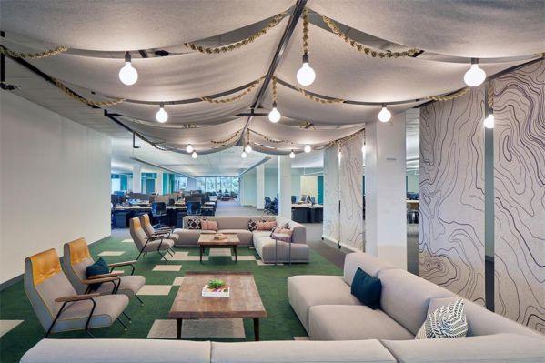 办公室装修让办公环境更加与众不同