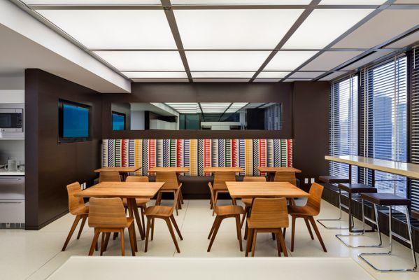 高端办公室设计的高雅气质