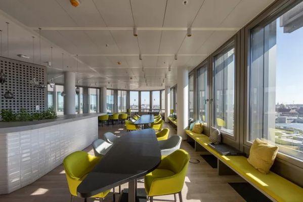 人们往往喜欢哪种办公室装修风格?