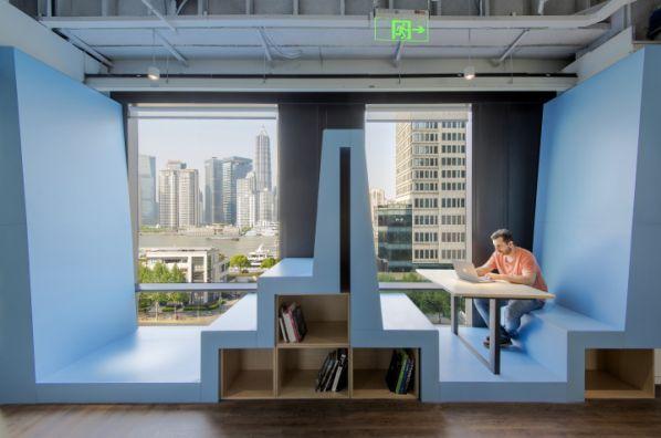 解析办公室装修风格的多变性