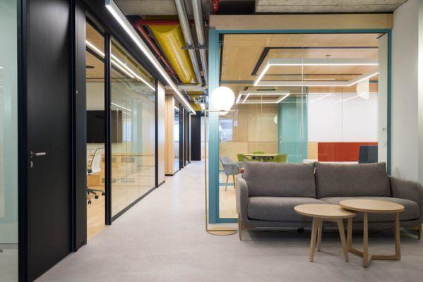 办公室装修是如何注重企业文化的?
