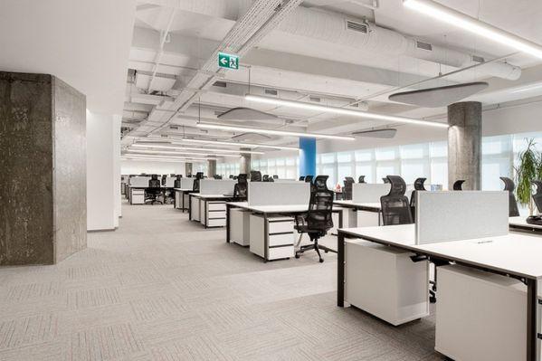办公室装修中灯光如何设计?