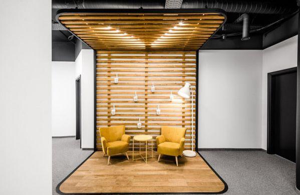 上海办公室装修的流行风格介绍