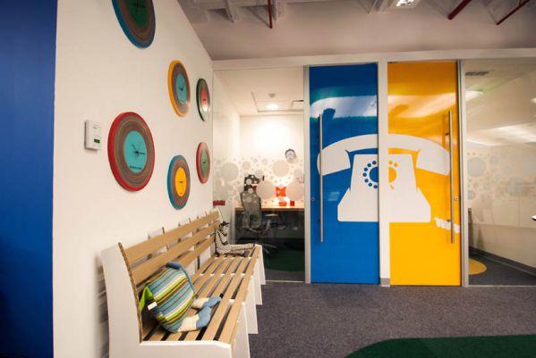 办公室装修中如何安排总裁办公地点?