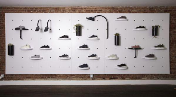 品牌零售店的办公室设计