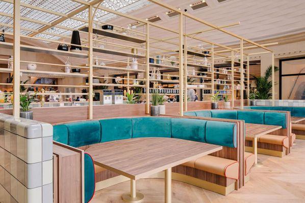 首个巴黎合作空间的办公室设计
