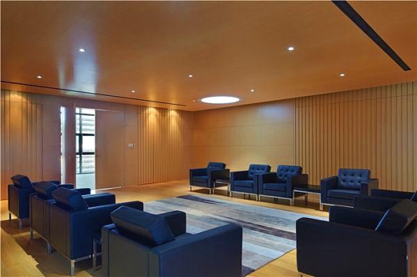 会议中心的办公室设计的特色