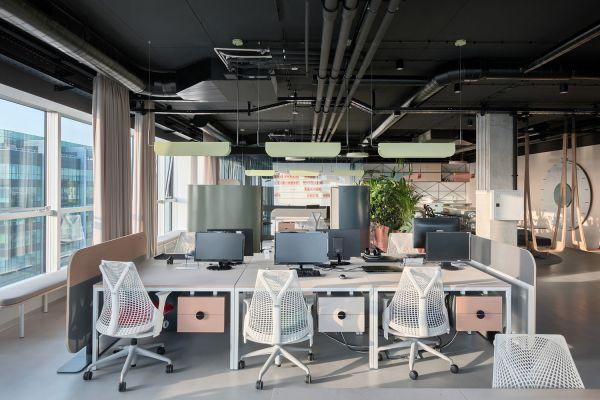 办公室装修分为几种布局设计?
